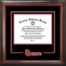 Campus Images NY998SD St. John's University Spirit Diploma Frame