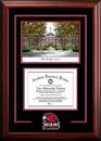 Campus Images OH982SG Miami University Ohio Spirit Graduate Frame with Campus Image