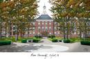 Campus Images OH982 Miami University Ohio Campus Images Lithograph Print