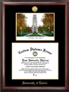 Campus Images OH985LGED University of Toledo Gold embossed diploma frame with Campus Images lithograph