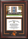Campus Images OH986SG Bowling Green State Spirit Graduate Frame with Campus Image