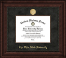 Campus Images OH987EXM Ohio State Executive Diploma Frame