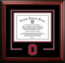 Campus Images OH987SD Ohio State  University Spirit Diploma Frame