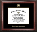 Campus Images OH989GED Kent State University  Gold Embossed Diploma Frame