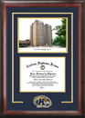 Campus Images OH989SG Kent State University  Spirit Graduate Frame with Campus Image