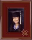 Campus Images OK998CSPF University of Oklahoma 5X7 Graduate Portrait Frame