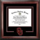 Campus Images OK998SD University of Oklahoma Spirit Diploma Frame