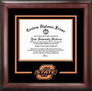 Campus Images OK999SD Oklahoma State University Spirit Diploma Frame