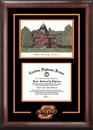 Campus Images OK999SG Oklahoma State University  Spirit Graduate Frame with Campus Image