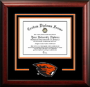 Campus Images OR996SD Oregon State University Spirit Diploma Frame