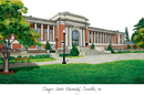 Campus Images OR996 Oregon State University Campus Images Lithograph Print