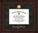 Campus Images OR997EXM University of Oregon  Executive Diploma Frame