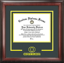 Campus Images OR997SD University of Oregon Spirit Diploma Frame