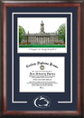 Campus Images PA994SG Penn State  University Spirit  Graduate Frame with Campus Image