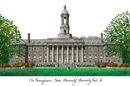 Campus Images PA994 Penn State University Campus Images Lithograph Print