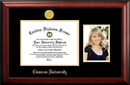 Campus Images SC994PGED-1185 Clemson University 11w x 8.5h Gold Embossed Diploma Frame with 5 x7 Portrait