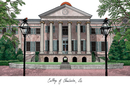 Campus Images SC998 College of Charleston Campus Images Lithograph Print