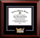 Campus Images TN998SD Tennessee Tech  University Spirit Diploma Frame