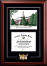 Campus Images TN998SG Tennessee Tech  University Spirit Graduate Frame with Campus Image
