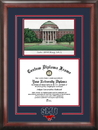 Campus Images TX944SG Southern Methodist  University Spirit Graduate Frame with Campus Image
