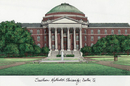 Campus Images TX944 Southern Methodist  University Campus Images Lithograph Print
