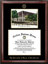 Campus Images TX948LGED University of Texas - San Antonio Gold embossed diploma frame with Campus Images lithograph