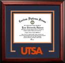 Campus Images TX948SD University of Texas - San Antonio Spirit Diploma Frame