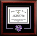 Campus Images TX949SD Texas Christian University Spirit Diploma Frame