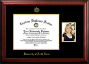 Campus Images TX952PGED-1714 University of North Texas 17w x 14h Gold Embossed Diploma Frame with 5 x7 Portrait