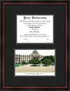 Campus Images TX953D Texas A&M University Diplomate