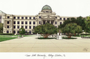 Campus Images TX953 Texas A&M University Campus Images Lithograph Print