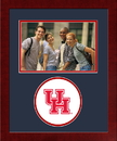 Campus Images TX954SLPFH University of Houston Spirit Photo Frame (Horizontal)