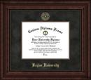 Campus Images TX955EXM Baylor University Executive Diploma Frame