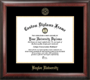 Campus Images TX955GED Baylor University Gold Embossed Diploma Frame