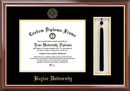 Campus Images TX955PMHGT Baylor University Tassel Box and Diploma Frame