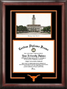 Campus Images TX959SG University of Texas - Austin Spirit Graduate Frame with Campus Image