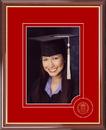 Campus Images TX960CSPF Texas Tech 5X7 Graduate Portrait Frame