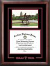 Campus Images TX960SG Texas Tech University Spirit  Graduate Frame with Campus Image