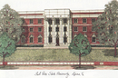 Campus Images TX984 Sul Ross State University Campus Images Lithograph Print