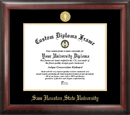 Campus Images TX988GED Sam Houston State Gold Embossed Diploma Frame