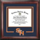 Campus Images TX988SD Sam Houston State Spirit Diploma Frame