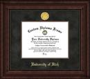 Campus Images UT995EXM University of Utah Executive Diploma Frame