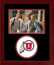 Campus Images UT995SLPFH University of Utah Spirit Photo Frame (Horizontal)