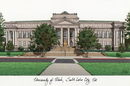 Campus Images UT995 University of Utah Campus Images Lithograph Print