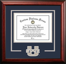 Campus Images UT997SD Utah State University Spirit Diploma Frame