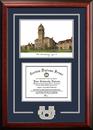 Campus Images UT997SG Utah State University Spirit Graduate Frame with Campus Image