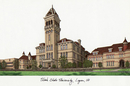 Campus Images UT997 Utah State University Campus Images Lithograph Print