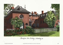 Campus Images VA991 College of William and Mary Campus Images Lithograph Print