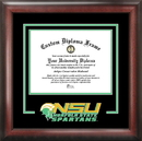 Campus Images VA992SD Norfolk State Spirit Diploma Frame