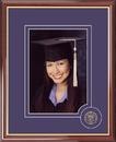 Campus Images VA994CSPF James Madison University 5X7 Graduate Portrait Frame